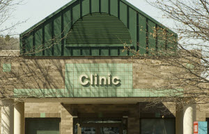 commercial medical clinic