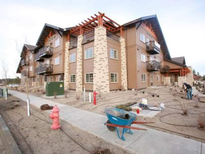 Bend Affordable Housing Complex